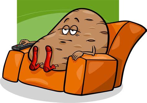 karate couch potato