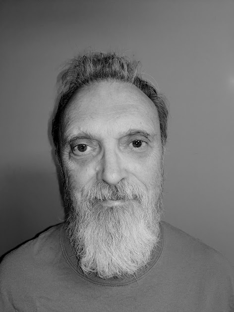 picture of john dennison with long beard