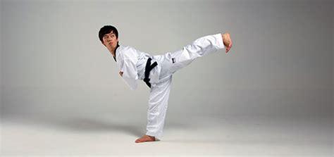 karate back kick